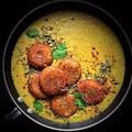 Melengető finomság, avagy kofta, curry szószban