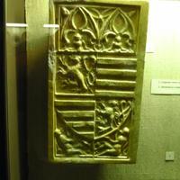 Cseh-Magyar címer - Budapesti Történeti Múzeum