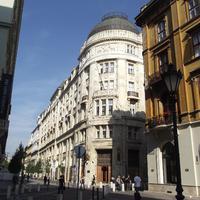 Pénzügyminisztérium - Budapest, Dorottya utca