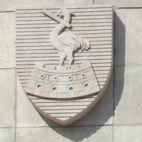 Vas vármegye címere - Budapest, Országház