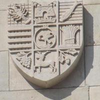 Szatmár vármegye címere - Budapest, Országház