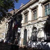 Régi országház - Budapest, Bródy Sándor utca