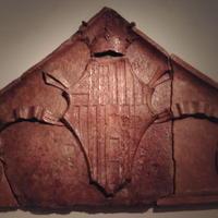Aragóniai Beatrix címere - Budapesti Történeti Múzeum