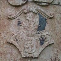 Ismeretlen szerb címer - Budapest, Veres Pálné utca (1)