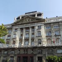 Belügyminisztérium - Budapest, Széchenyi tér