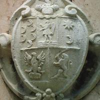 Vukovics címer - Budapest, Veres Pálné utca