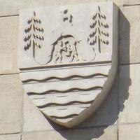 Máramaros vármegye címere - Budapest, Országház
