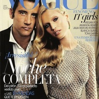 Vogue címlap Clive Owennel