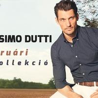 Februári Massimo Dutti kollekció!