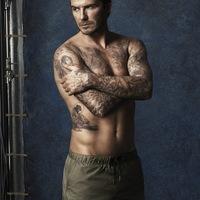 David Beckham a H&M új kampányában