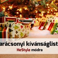 2012-es Karácsonyi kívánságlistánk