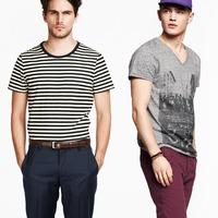 H&M 2013 tavasz: Hétköznapi viseletek és pólók
