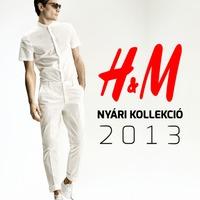 H&M nyári előzetes 2013