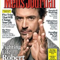 Robert Downey Jr. címlapon