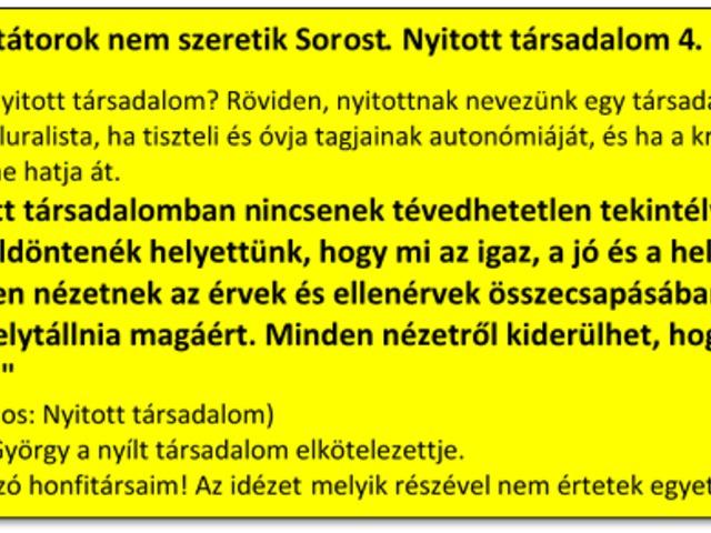 Nyitott társadalom 4.
