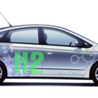 Hidrogén meghajtású személygépkocsi érkezett Magyarországra