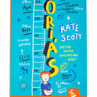Kate Scott: Óriás