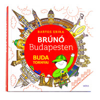 Bartos Erika: Buda tornyai (Brúnó Budapesten)