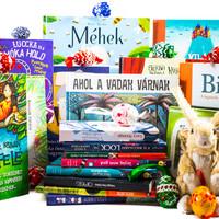 Húsvétkor vészeld át a cukorsokkot a legjobb könyvekkel és társasokkal
