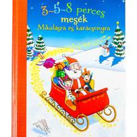 Anne Ameling: 3-5-8 perces mesék Mikulásra és karácsonyra