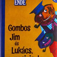 Michael Ende: Gombos Jim és Lukács, a masiniszta