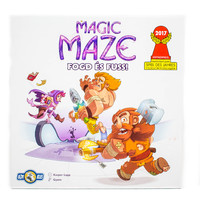 Magic Maze -Fogd és fuss!