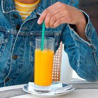 Narancskúra - Narancslé teszt