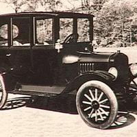 Ford T-modell, az első tömeggyártásban készült autó