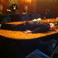 Hugh Hefner és a Planking!