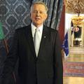Áder János kapta meg Schmitt Pál disszertációját