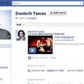 Deutsch Tamás megerőszakolta a Facebookot