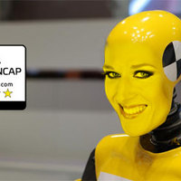 Wolf Kati harmadik lett az Euro NCAP töréstesztjén