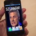 Szoftverhiba miatt szavaz az iPhone5 Zámbó Krisztiánra