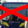 Nincs pénz a 7-es busz folytatására