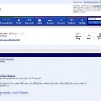 Iwiw-es felhasználókat találtak internetrégészek