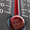 Megdőlt a szobahőmérséklet rekord Marcaliban