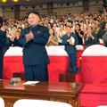 Rejtélyes nő Kim Dzsongun oldalán