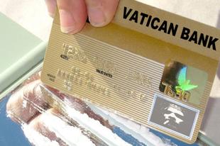 Megszűnt a kokainfogyasztás Vatikánban