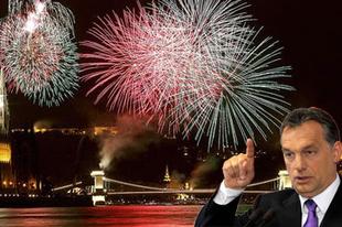 Orbán Viktornak tetszett az augusztus 20-i tűzijáték