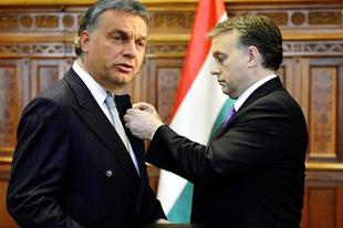 """Orbán Viktor kapta az """"Év fiatal demokratája"""" díjat"""