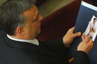 A nap képe: Orbán és SP