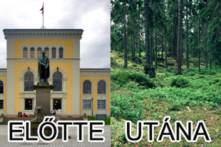 Rejtély! Eltűnt a norvég orvosi egyetem
