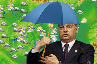 Jövő hétre melegedést ígér a Fidesz