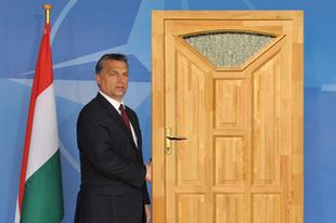 Orbán Viktorról nevezik el az Operaház hátsó ajtaját