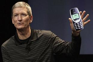 Beperelte magát az Apple