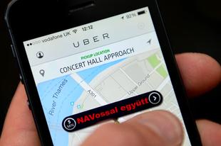 NAV-ellenőrt is lehet hívni az Uber-alkalmazással