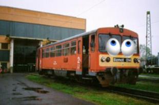 Jön a magyar Thomas, a gőzmozdony