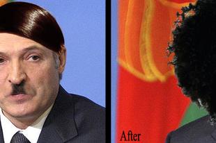 Orbán Viktor miatt változtatta meg frizuráját Lukasenko