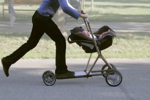 Teszteltük: új Puttó Mobili SLX babakocsi