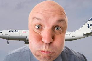 Bocsánatkérés! Légteret küldtünk Iránnak